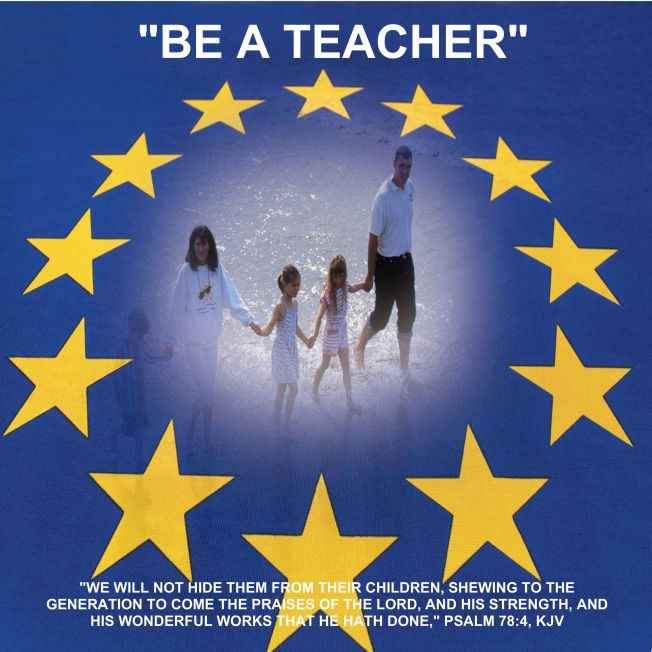 BE A TEACHER-001