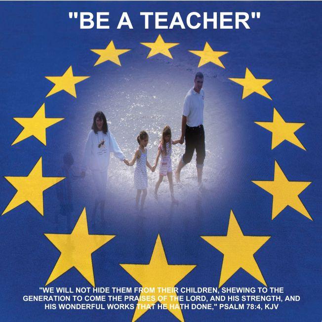 BE A TEACHER-001