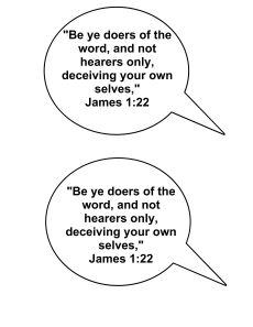 James 1 22 Verse Cut Out-001