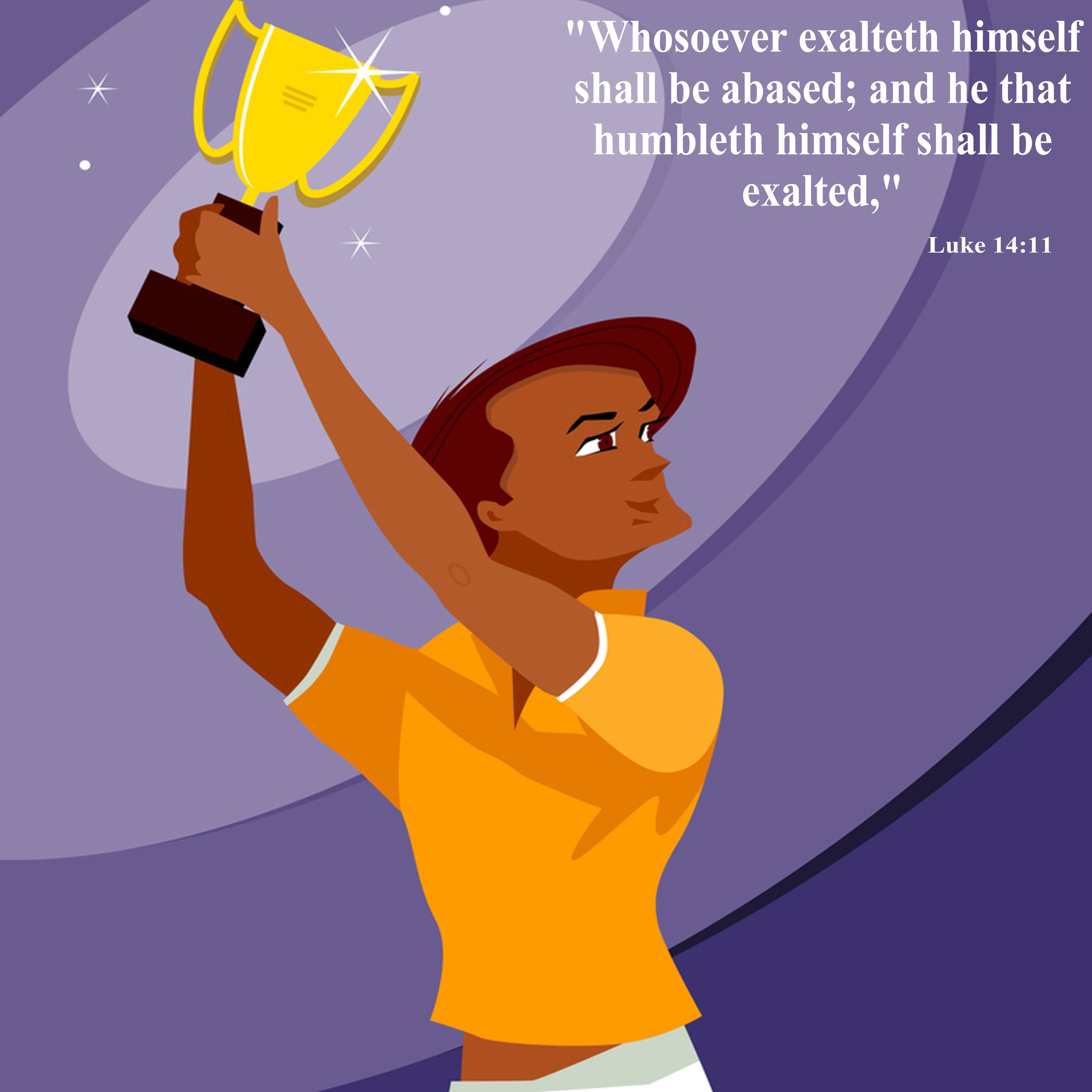 showing humility u201d sunday lesson luke 14 7 14 january 19