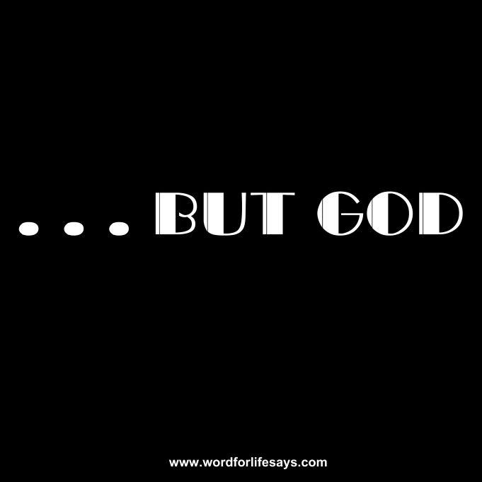 but God-001