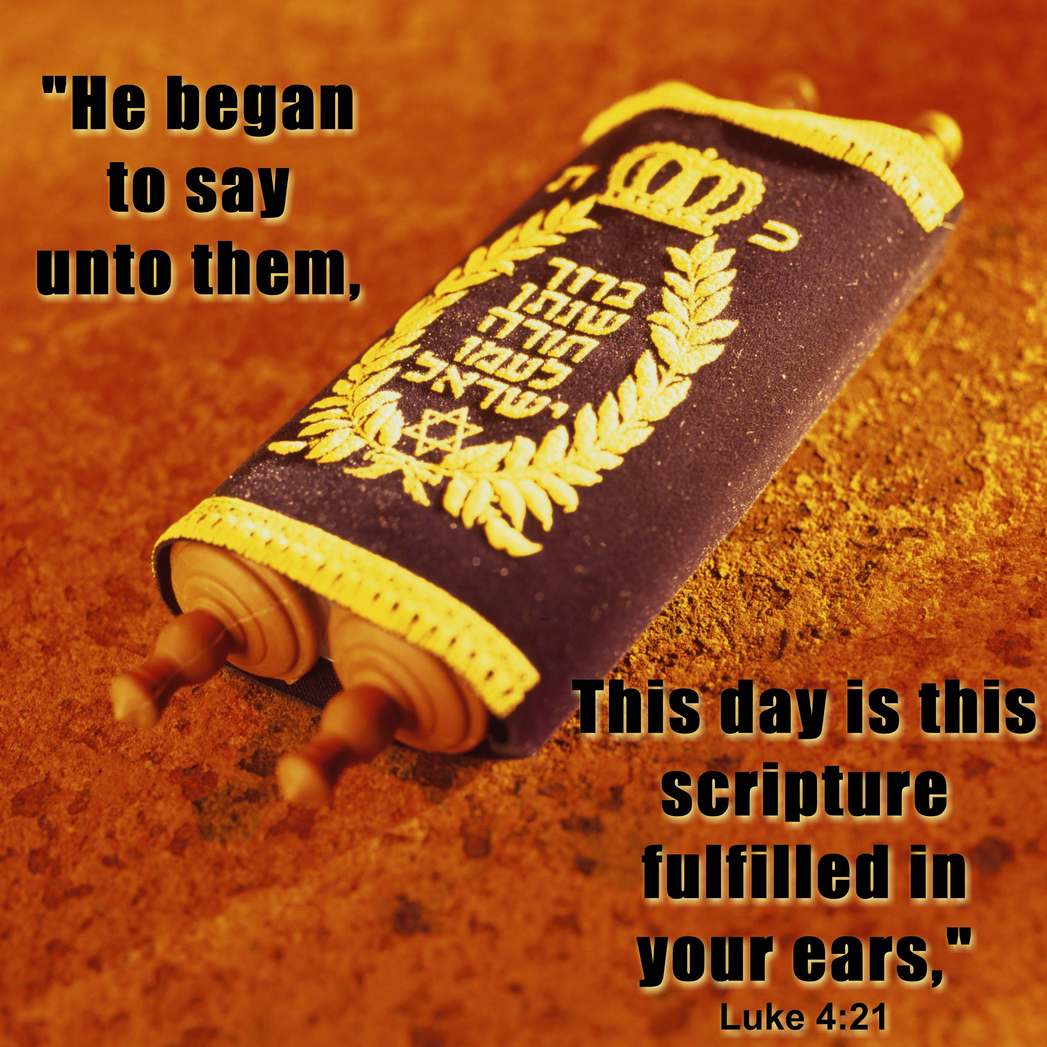 Jesusu2019 Mission on Earthu201d Sunday School Lesson, Luke 4:14-21 ...