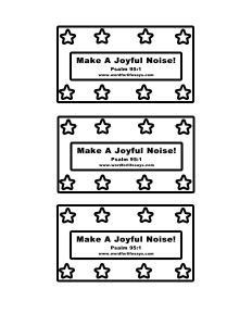 Make A Joyful Noise Toilet Paper Roll Cover-001