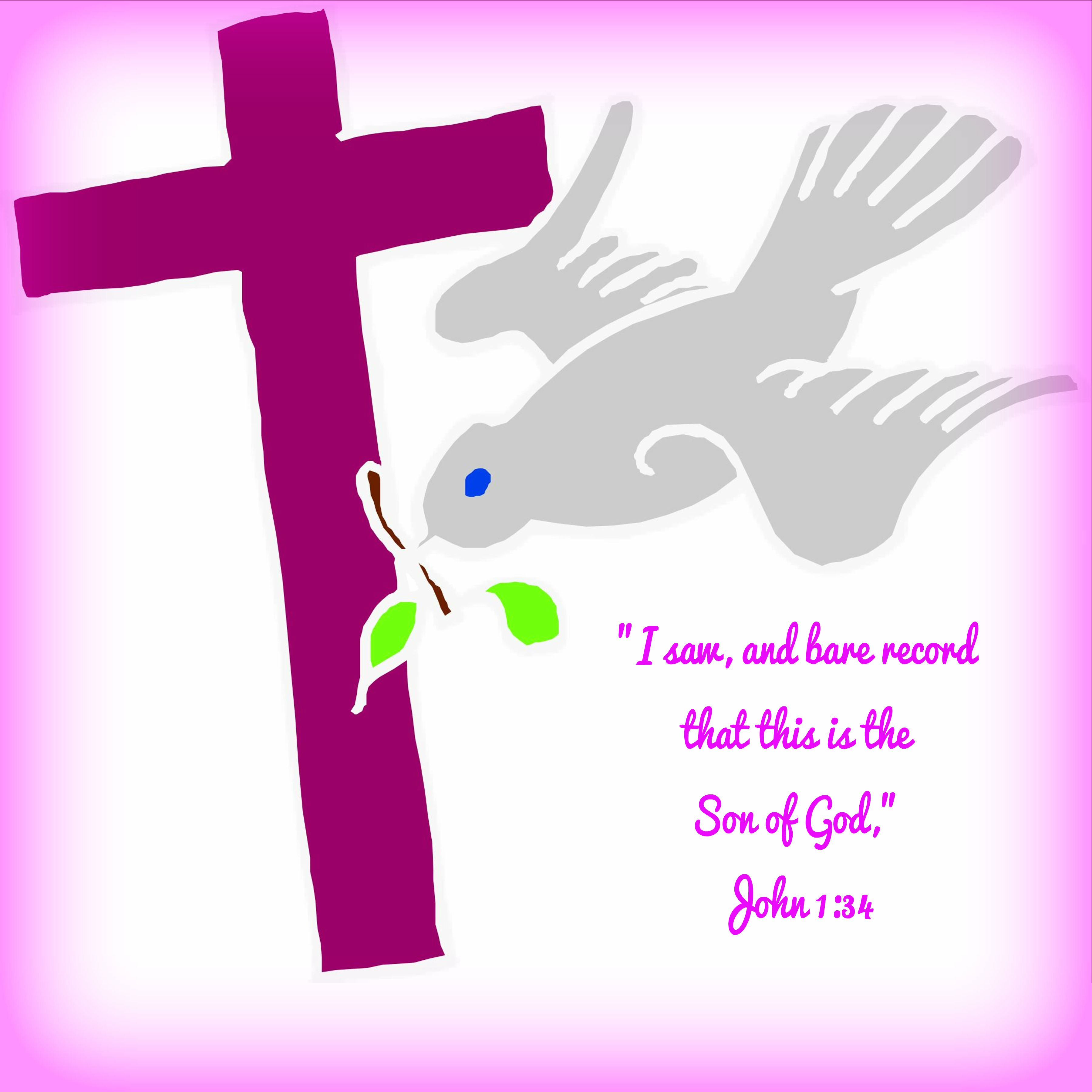 """Behold the Lamb of God"""" Sunday School Lesson, John 1:29-34, March ... for Jesus Lamb Of God Coloring Page  131fsj"""