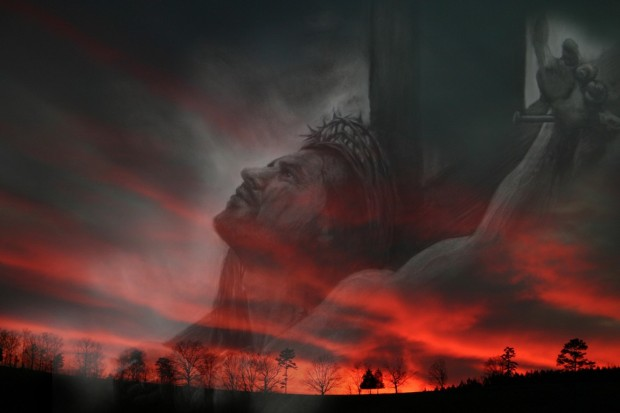 jesus-against-sunset