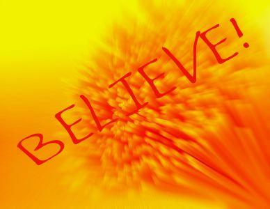 BELIEVE-001