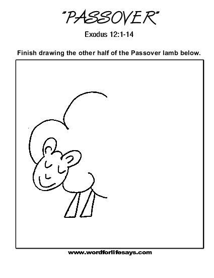 Passover Draw The Scene 001