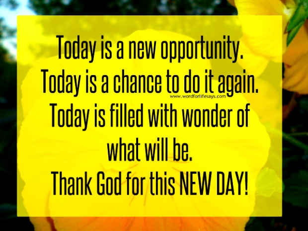New Day 5