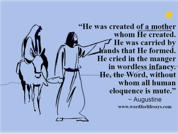 he-was-created-of-a-mother-whome-he-created-augustine