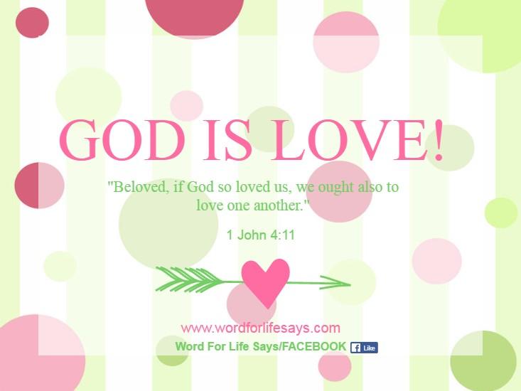 god-is-love-1-john-4-11