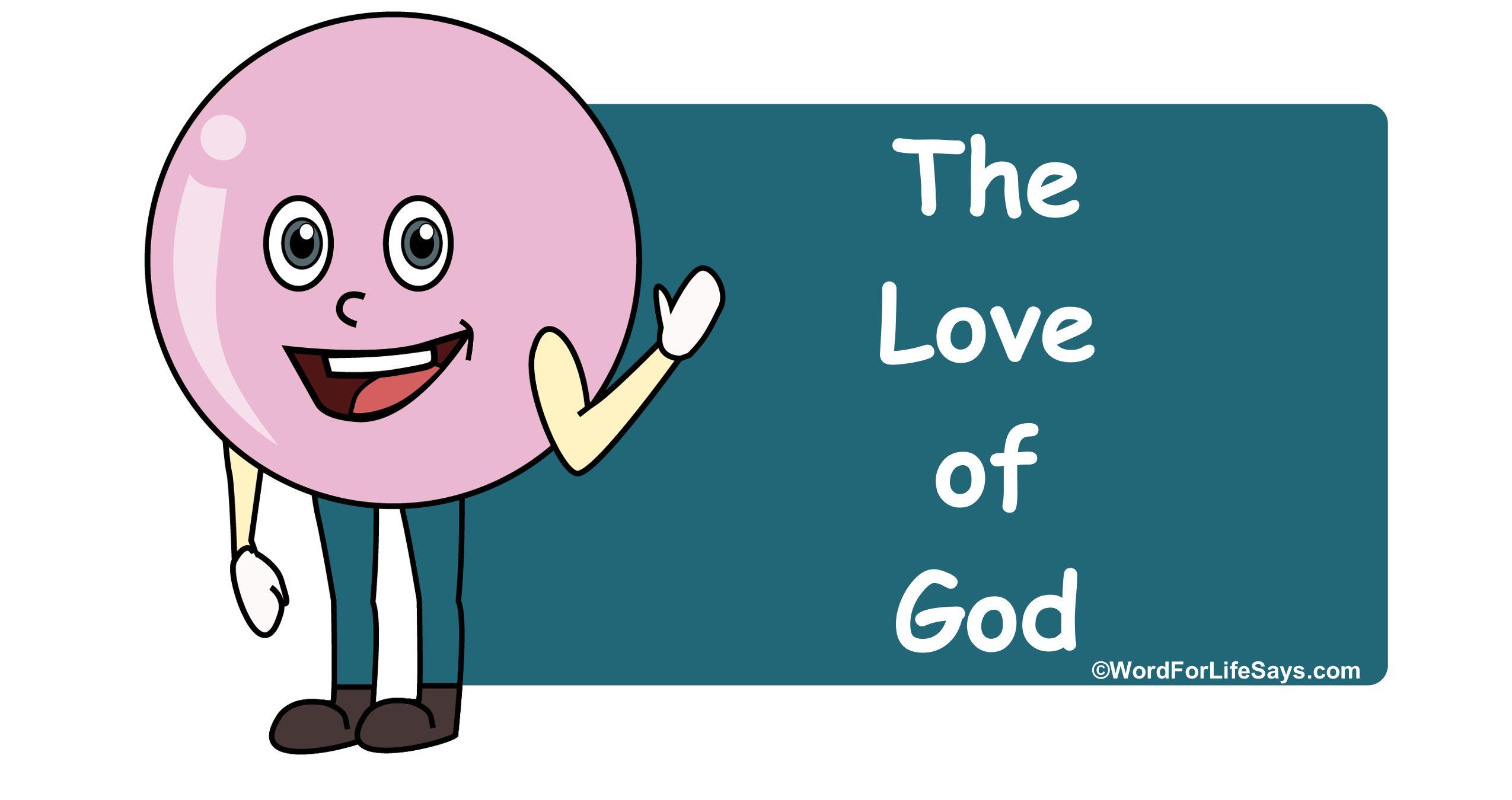 Children\'s Bible Activities – Word For Life Says…