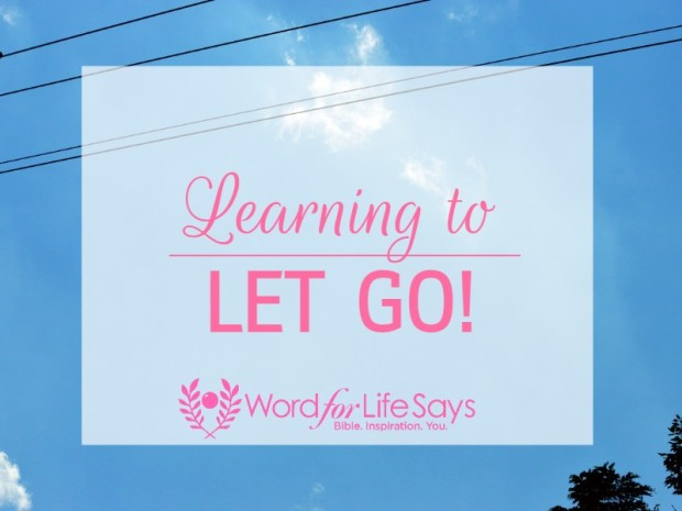 learning to let go 2 - my pic