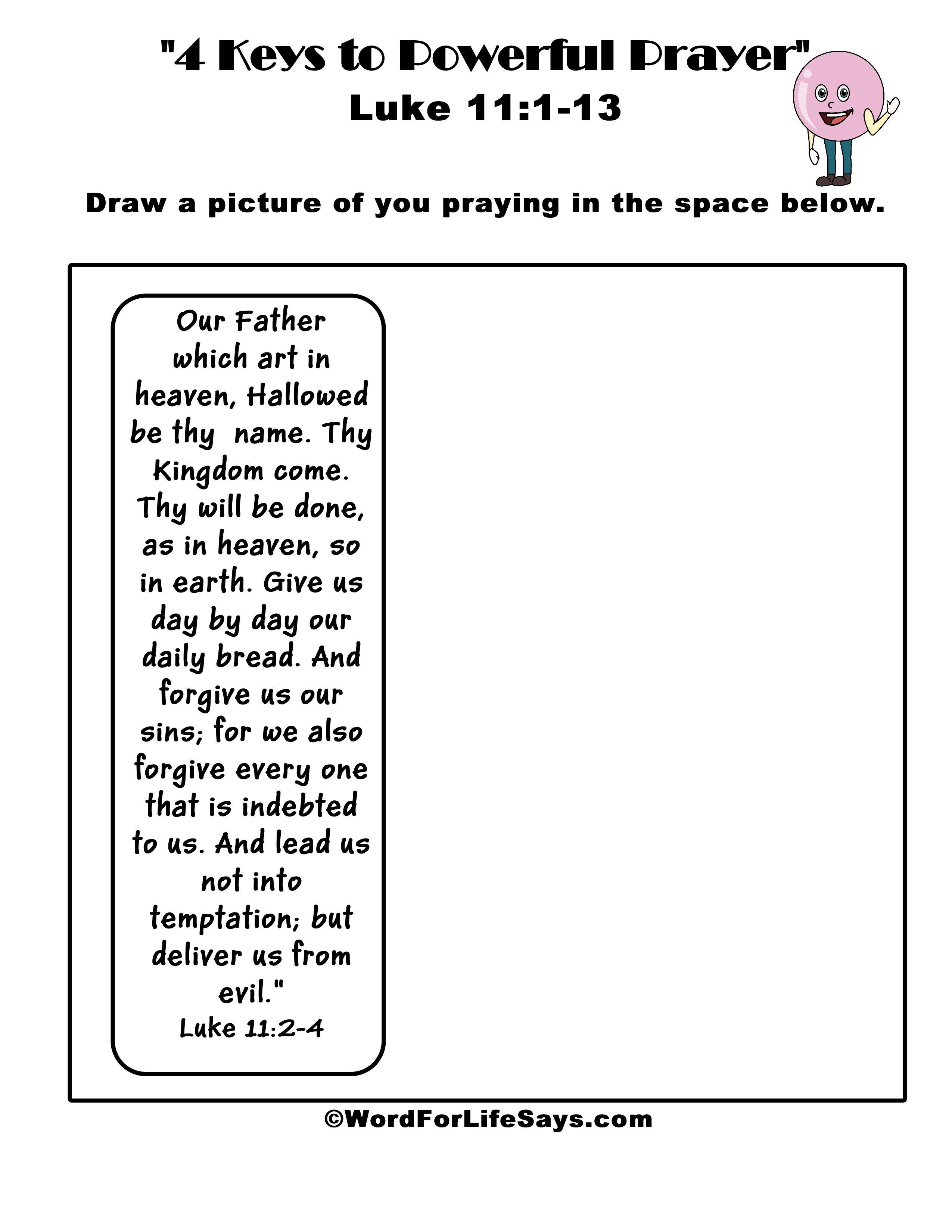 Luke 4:1-13 | 3300x2550