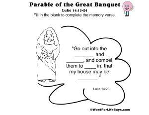 Children's Sunday School Lessons