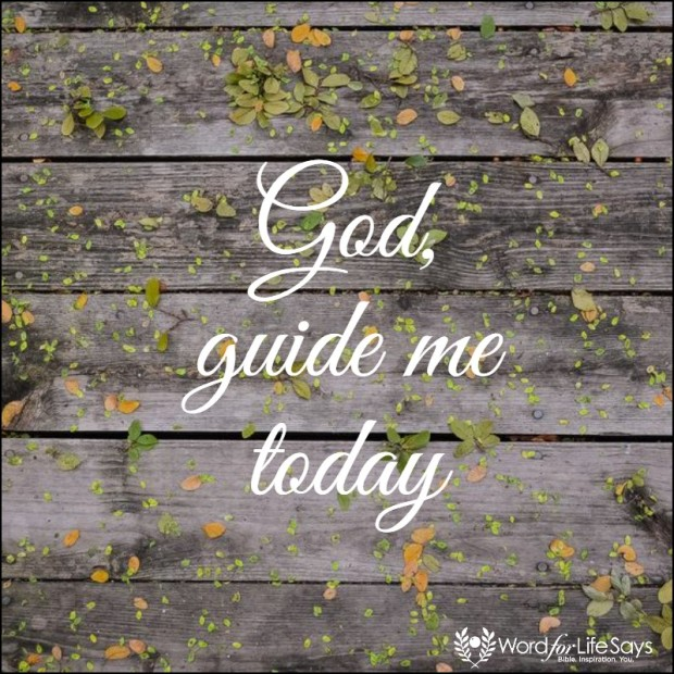 God guide me today - pagemodo pic (2)