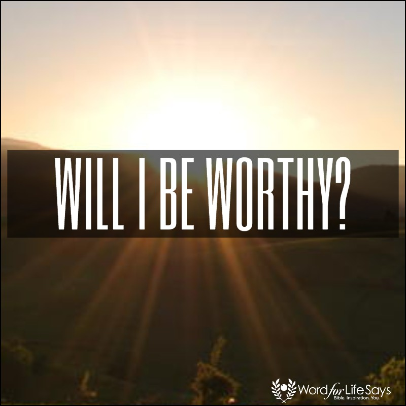 Will I be worthy - pagemodo pic